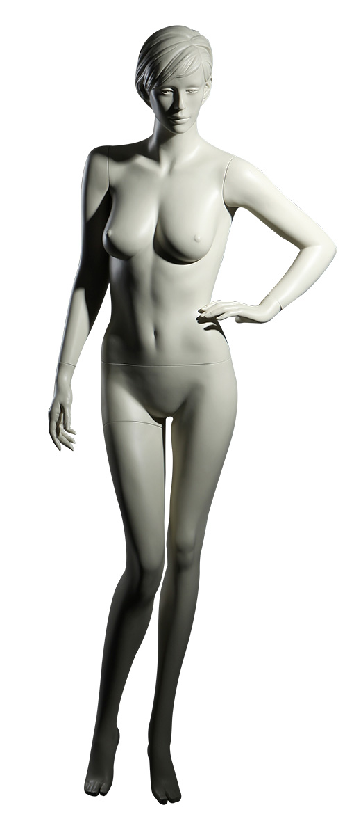 abstract woman mannequin