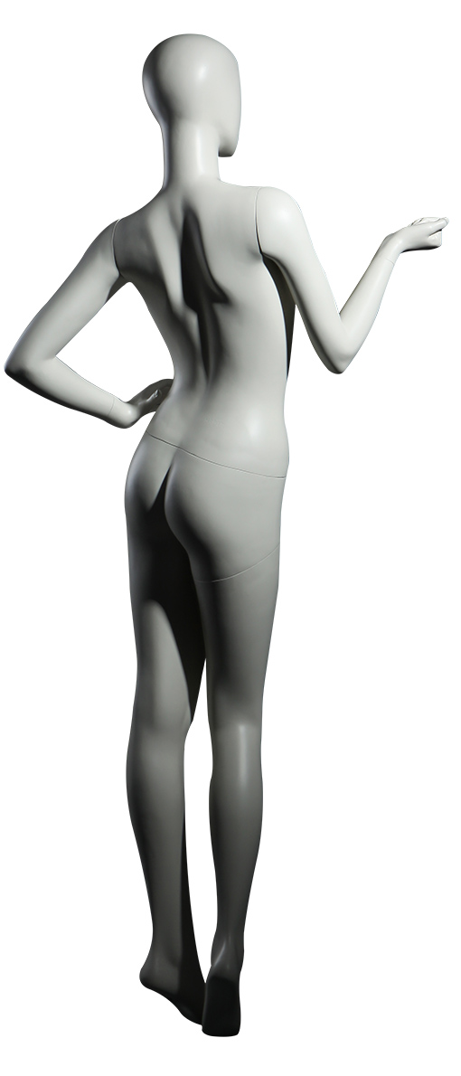 whole pose female mannequin