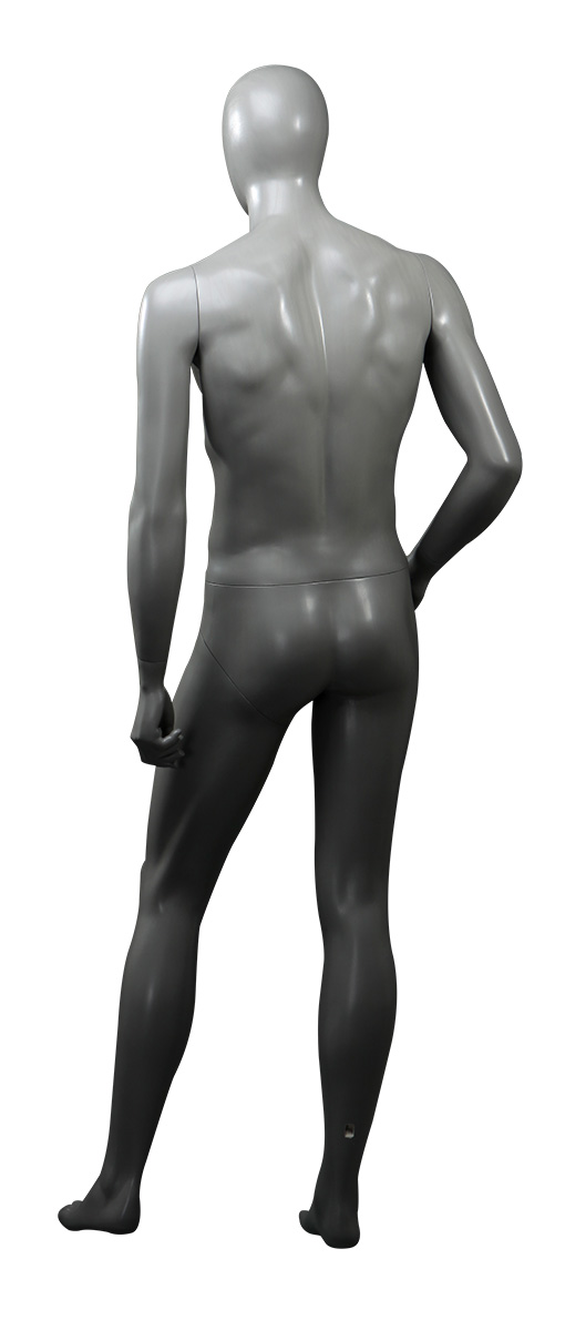 faceless male mannequin